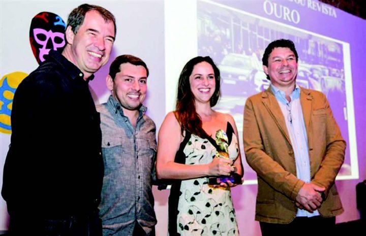 Troféu Ouro - Jornal A Tribuna